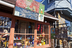 Store front in Rockport, Massachusetts
