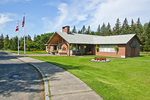 Roosevelt Campobello International Park visitor center