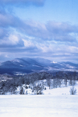 View from Woodstock, Vermont