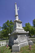 Barre Town Common and the Civil War Monument