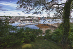 Rockport Harbor in Massachusetts - a different view