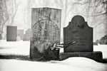 Old cemetary in Petersham Massachusetts