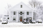 The Petersham Country Store on a winter's day