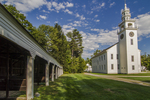 Old 1775 Meetinghouse and Carriage Barn