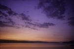 Sunset at the Quabbin Reservoir