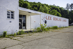 Lee bowling alley - closed.