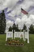 War Memorial in Shutesbury, MA