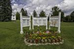 War Memorial in Shutesbury Center