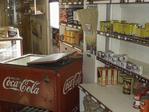 Coca - Cola cooler in the Little Corner Store