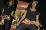 Girls having a great time dancing