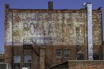Ghost sign on Market Street, Lowell #3