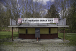 Art Bradishes Snack Bar on Route 140 North Grafton, MA has been there since the 1950's.