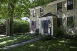 Jonathan Fiske house on Lexington Stree, Concord, MA