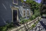 The Benjamin Barron House built in 1716