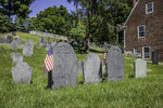 Old Hill Burying Ground in Concord, MA
