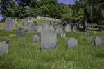 Old Hill Burying Ground in Concord Center, MA