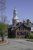 Wright's Tavern in Concord, MA - an important site relating to the Revolutionary War