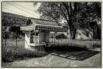 Abandoned roadside stand in Lee, MA