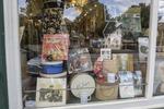 Window of 7 Arts Gift Shop in Stockbridge, MA