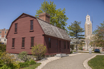 The Sylvanus Brown farm house at The Blackstone River and Canal Heritage State Park