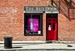 The Red Door - a shop in Great Barrington, MA