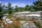 The hills of the Monadnock Region, NH