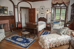 One of the bedrooms at Naumkeag a TTOR property