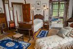A bedroom at Naumkeag, a TTOR property