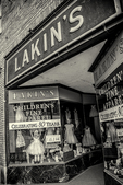 Lakin's Fine Apparel for children, a store in Gardner, MA