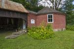 Brookline New Hampshire Round Schoolhouse