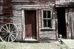 Old barn in Auburn, Maine
