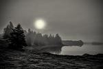 Sunrise in Edmunds Maine