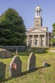 United First Parish Church, Hancock Street, Quincy, Massachusetts