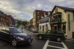 Rte 1 runs through Camden, Maine