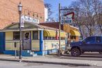 Blue Moon Diner in Gardner, MA