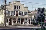 Old store in Gilbertville, MA - a village in Hardwick, MA