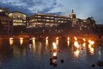 Water Fire, Providence Rhode Island