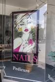 Store window in Gardner, MA