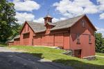 The William Cullen Bryant Homestead, National Historic Landmark, Cummington, MA