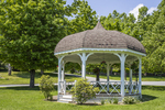 Bandstand on the Town Common in Rindge, NH