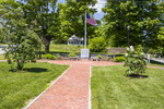 Memorial in the center of Rindge, NH