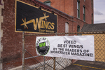 Wings Over Worcester in Kelley Square, Worcester, MA