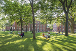 Harvard Yard, Cambridge, MA