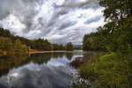 Connor Pond in Petersham, MA