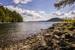 The Quabbin Reservoir in Massachusetts