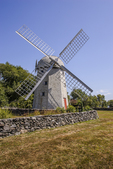 Jamestown Windmill built in 1787