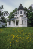 The Williamsville Chapel - home of the Hubbardston, MA Historical Society