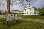Fieldstone Farm in Princeton, MA formerly a dairy farm, now closed