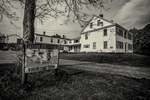 An old farm - out of business - in Princeton, Massachusetts