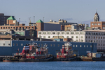 Portland, Maine Harbor